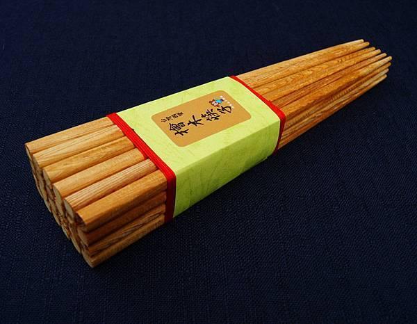 油重阿里山檜木筷子