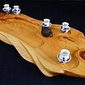 【阿里山小姑娘】頂級台灣紅檜茶盤M1