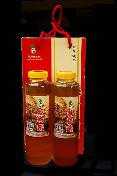 [小蜜蜂花園 ] 荔枝蜜 2入禮盒