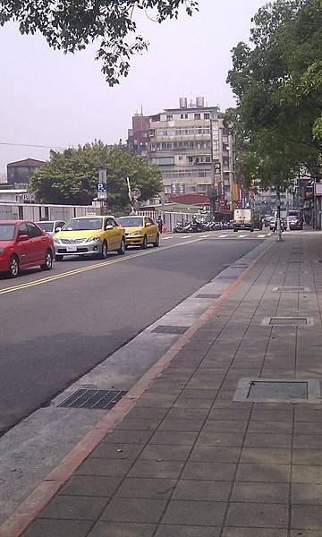 「萬新鐵路」拆除後台北部份就是現在的「汀州路」