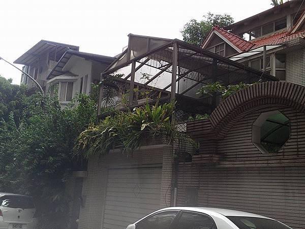 增建後的房子樣貌