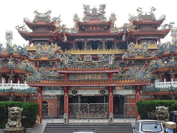 太平宮主祀開漳聖王是安坑第一大廟