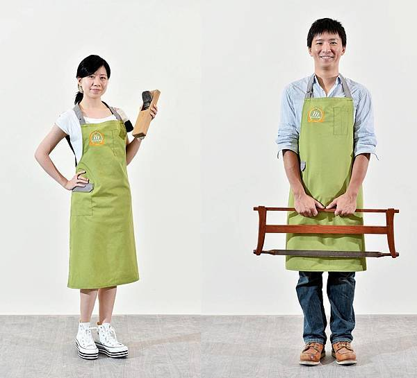 木工職人圍裙贈品