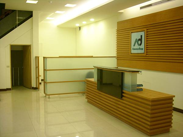 明安國際企業股份有限公司大業廠辦公室裝修工程(簡約風格)