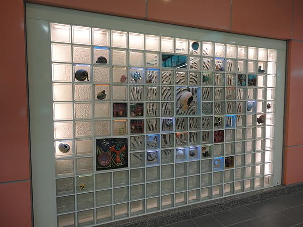 大橋頭站的公共藝術(1)