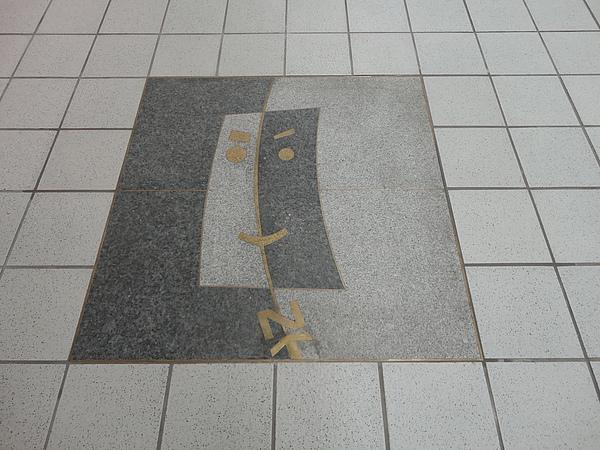 松江南京站的公共藝術(3)