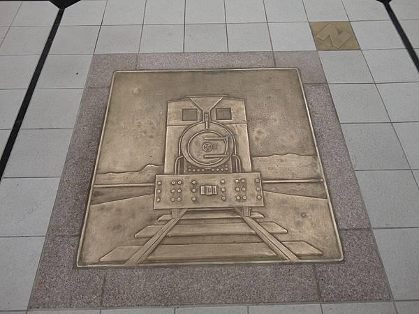 台北橋站回憶鐵道