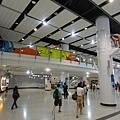 中環站與香港站的換乘通道(2)