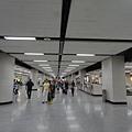 香港站東涌線大廳層