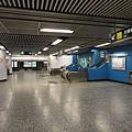 金鐘站月台層