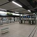 柴灣站月台層