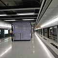 康城站月台層