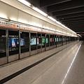 九龍站東涌線月台層(1)