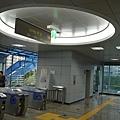 議政府輕電鐵塔石站大廳