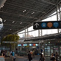 首爾車站鐵路與機場鐵路的轉乘通道