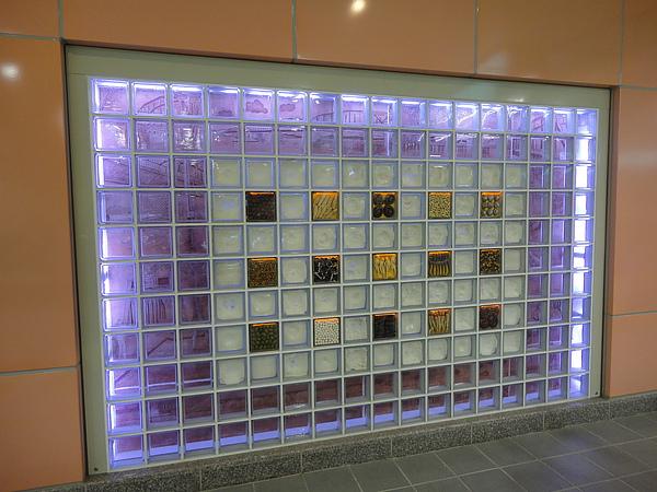 大橋頭站的公共藝術(3)