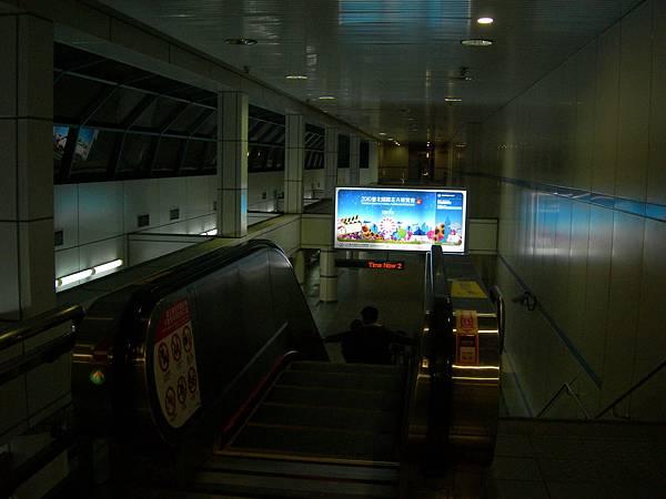 萬芳醫院站月台(3)