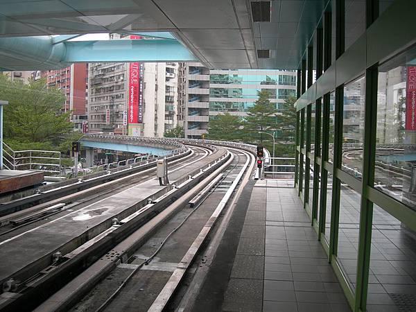木柵線時期的六張犁站(2)
