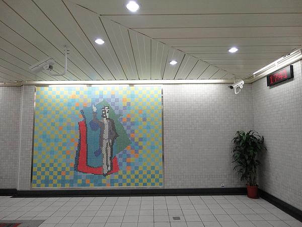 松江南京站的公共藝術(5)
