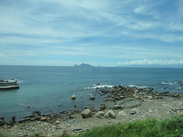 龜山島景緻