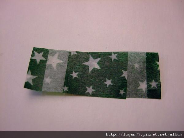綁帶替代法--紙膠帶