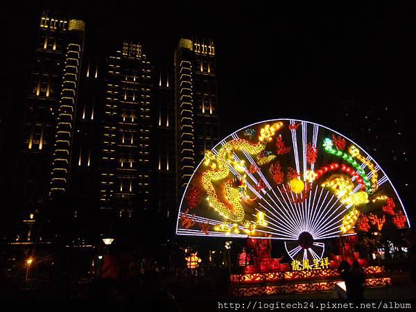 2013中台灣文心公園元宵燈會~(9/10)