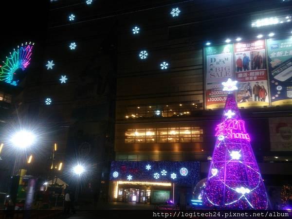 2016高雄夢時代聖誕活動~(1/9)