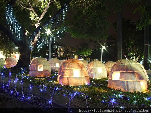 2017屏東公園聖誕節燈飾~(4/8)
