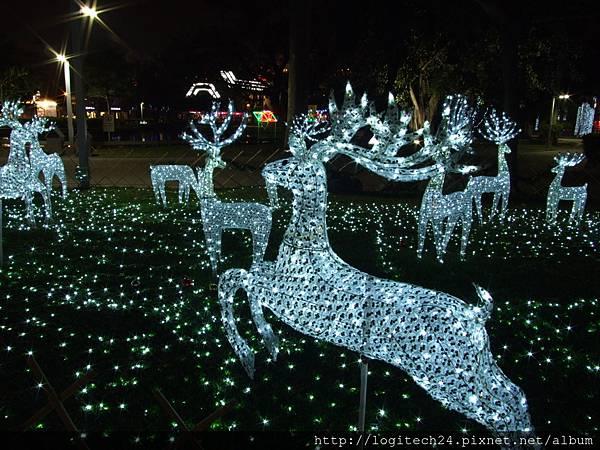 2017屏東公園聖誕節燈飾~(5/8)