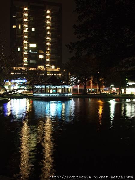 2017屏東公園聖誕節燈飾~(7/8)