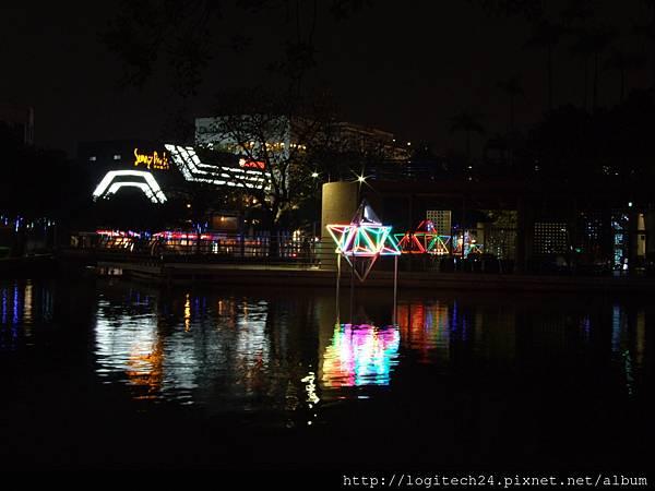 2017屏東公園聖誕節燈飾~(8/8)