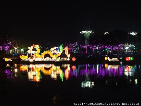 2018溪州公園水上燈節~(9/14)