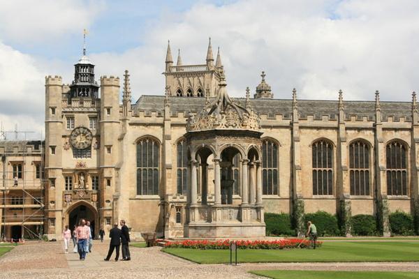1551年亨利8世的母親瑪格麗特興建.JPG