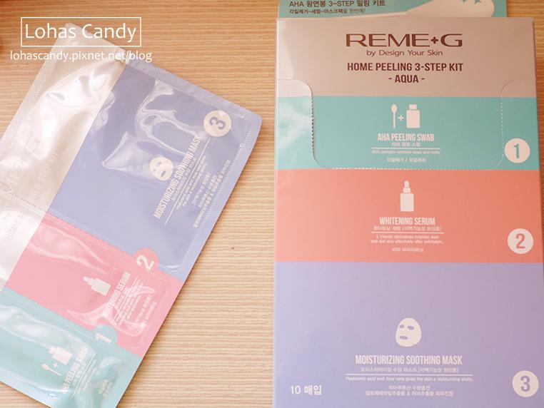 【保養】REME+G潤美肌♥神奇大棉棒三步驟多效奇肌面膜➔韓國藝人大力推薦