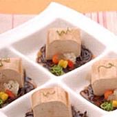 紅燒木耳豆腐