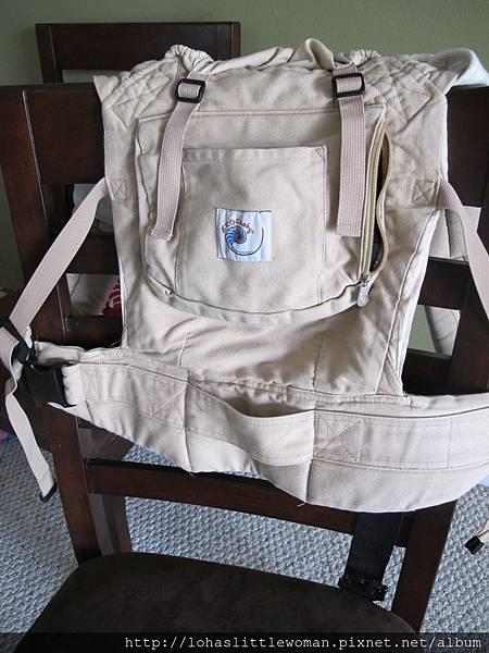 寶寶好物:  Ergobaby carrier寶寶背袋