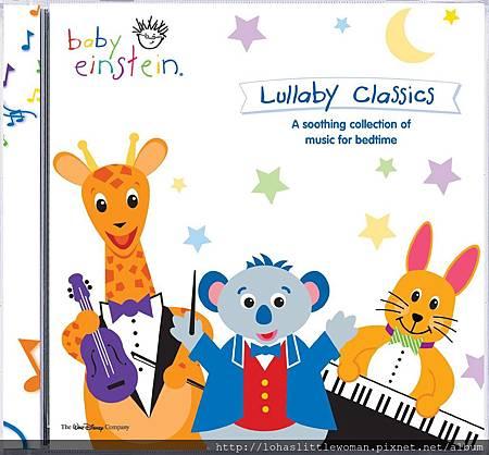 Baby Einstein Lullaby Classics