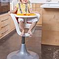 Boon Flair Pedestal Highchair with Pneumatic Lift1