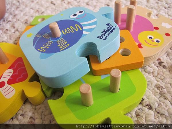 法國Boikido手工木製玩具