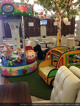 洛杉磯也有親子餐廳 Little Prince Cafe