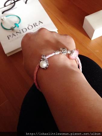 我的小小潘朵拉手環收藏