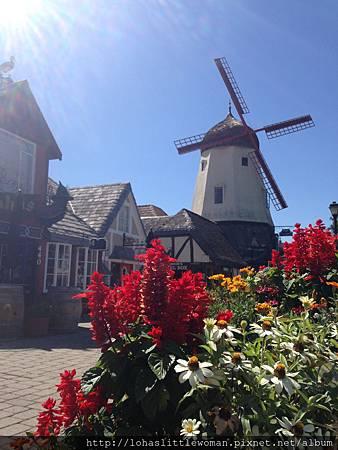 兩天一夜的丹麥城 Solvang浪漫小旅行