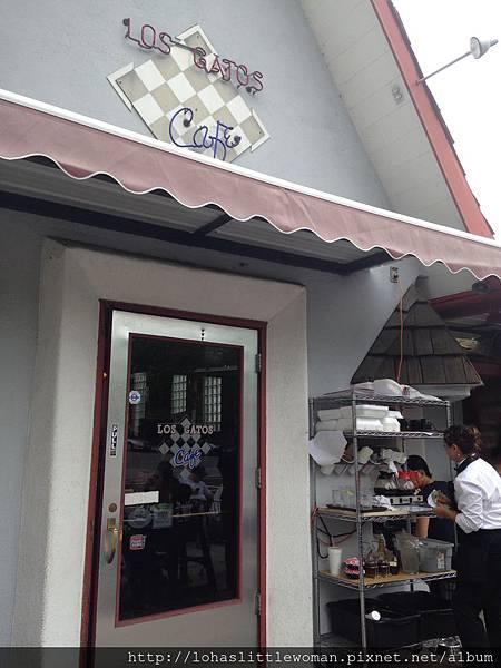 北加州灣區美式 早午餐Los gatos cafe