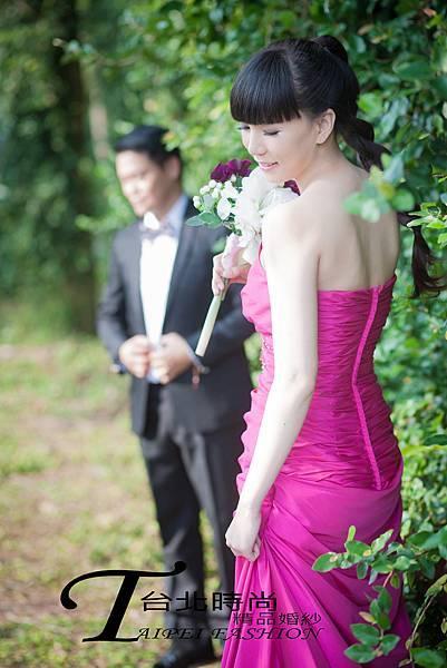 台南婚紗 台北時尚精品婚紗