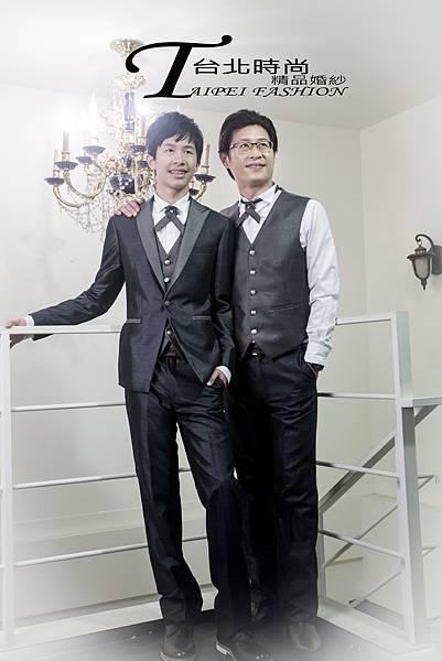 台南全家福 台北時尚精品婚紗