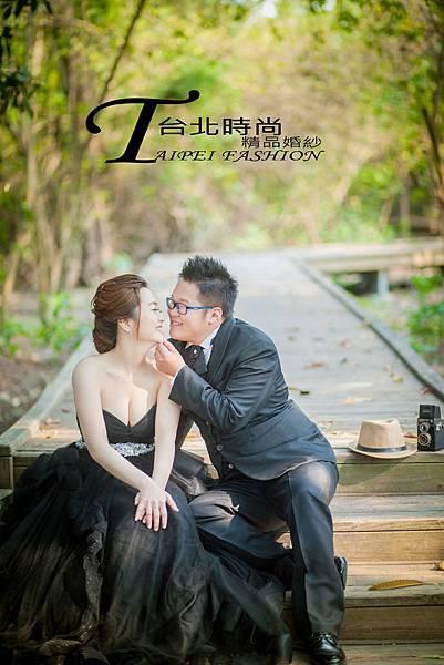 台北時尚精品婚紗台南店