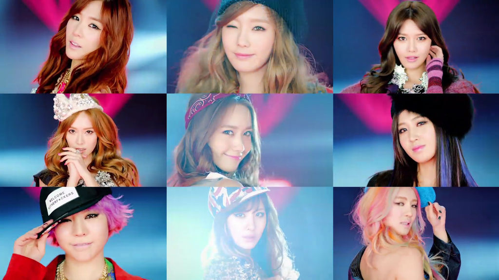 SNSD- I AM A BOY