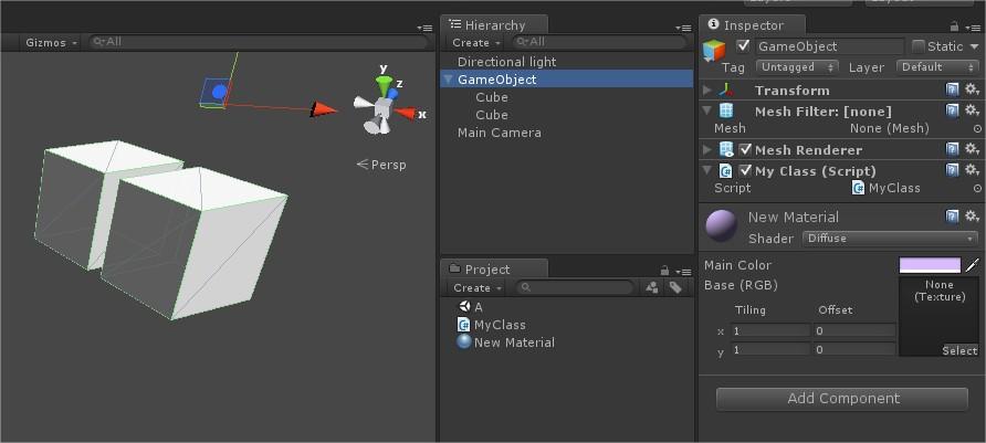 Unity mesh 合并- menuconfig的专栏- CSDN博客