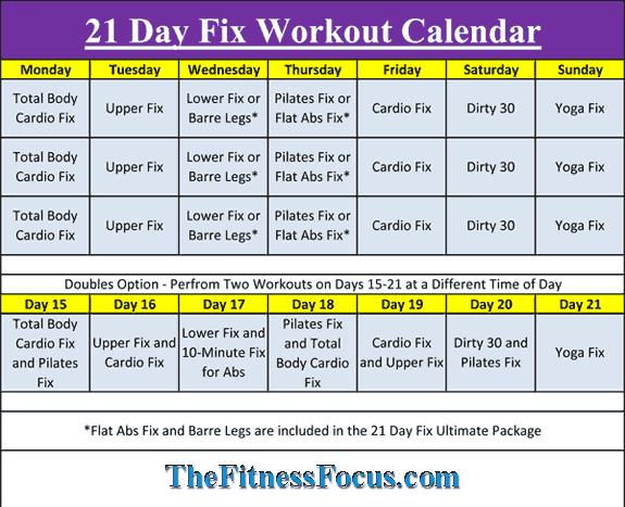 21-Day-Fix-Workout-Calendar