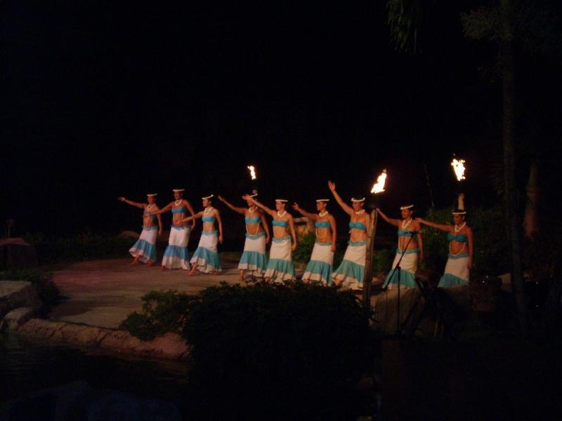 Pacific Islands Club - 密克羅尼西亞晚宴